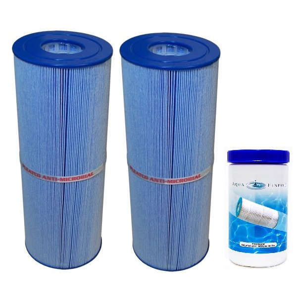 Hydropool 50' Microban filterpakke