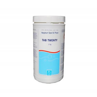 SpaCare Tab Twenty 1 kg
